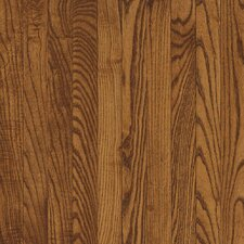"Westchester Strip 2-1/4"" Solid White Oak Flooring in Fawn"