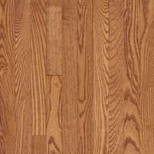 "<strong>Bruce Flooring</strong> Westchester Strip 2-1/4"" Solid Red Oak Flooring in Butterscotch"