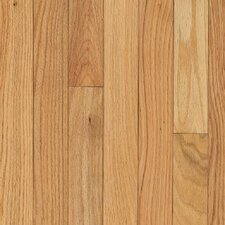 "Waltham Strip 2-1/4"" Solid Red Oak Flooring in Country Natural"