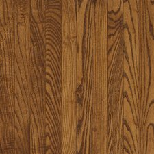 "Dundee Plank 3-1/4"" Solid White Oak Flooring in Fawn"