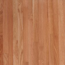 "Fulton Plank 3-1/4"" Solid White Oak Flooring in Seashell"
