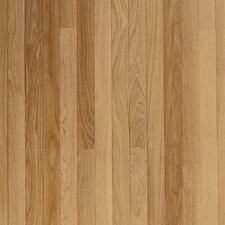 "Fulton Strip 2-1/4"" Solid White Oak Flooring in Dune"