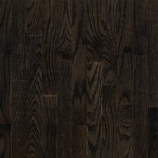 "Dundee Strip 2-1/4"" Solid Red Oak Flooring in Espresso"