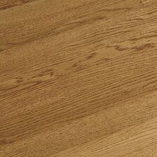 "Fulton Plank 3-1/4"" Solid White Oak Flooring in Spice"