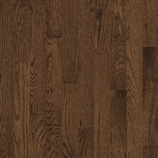 "Natural Choice Strip 2-1/4"" Solid Red / White Oak Flooring in Walnut"