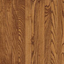 "Eddington Strip 2-1/4"" Solid Ash Flooring in Gunstock"