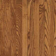 "Eddington Plank 3-1/4"" Solid Ash Flooring in Gunstock"