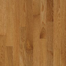 "Natural Choice Strip 2-1/4"" Solid White Oak Flooring in Desert Natural"