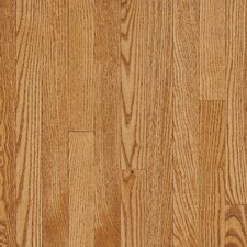 "Eddington Plank 3-1/4"" Solid Ash Flooring in Spice"