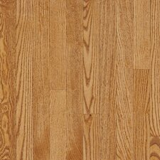 "Westchester Strip 2-1/4"" Solid White Oak Flooring in Spice"