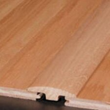Laminate Reducer Strip with Track in Pioneer Oak Gunstock, Jamestown Oak Natural, Caribbean Cherry Natural