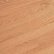 "Natural Reflections 2-1/4"" Solid Red Oak Flooring in Prairie"