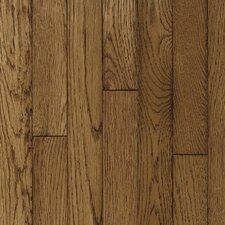 "Ascot Plank 3-1/4"" Solid Oak Flooring in Sable"