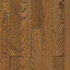 "Ascot Plank 3-1/4"" Solid Oak Flooring in Chestnut"