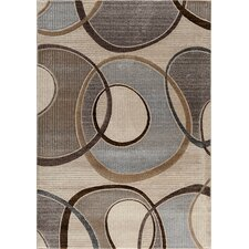 Providence Pearl Around the Block Rug