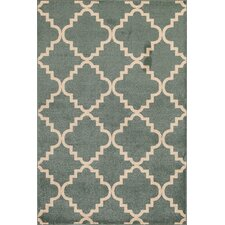 Terrace Taza Green/Bone Area Rug