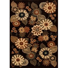 Paige Multi Blossoming Garden Rug