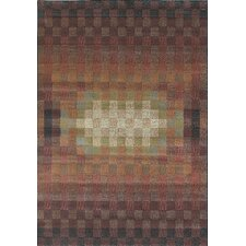 Images Calais Multi Checkered Rug