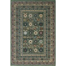 Images Geometric Seagreen Rug