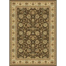Radiance Brown Regency Rug