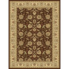 Radiance Arcadia Brown Rug