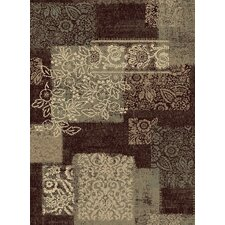 Encore Nadya Dark Wine Rug
