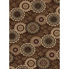<strong>Central Oriental</strong> Encore Carolina Dark Wine Rug