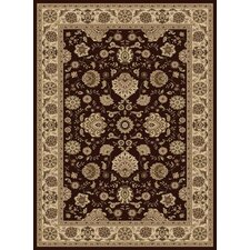 Encore Solomon Dark Wine Rug