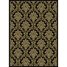 Gallery Damask Rug (Set of 4)