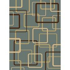 Gallery Circuitry Rug (Set of 4)