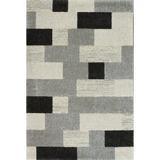 Moda Bricks Cream Rug