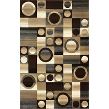 Pinnacle Contours Area Rug