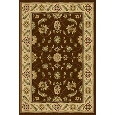 Interlude Kazmir Brown Rug