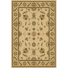 Interlude Kazmir Ivory Area Rug
