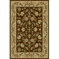 Interlude Cambridge Brown Rug
