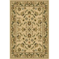 Interlude Cambridge Ivory Area Rug