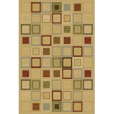 Interlude Jonas Beige Area Rug