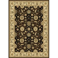 <strong>Central Oriental</strong> Radiance Brown Catonsville Rug