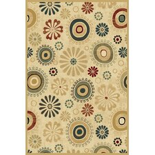 Paige Wheat Daydream Rug
