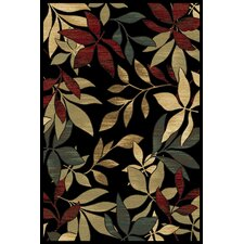 Paige Black Hearst Rug