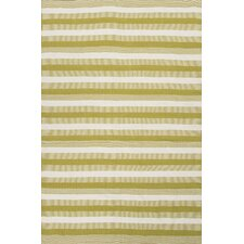 Birch Green/Ivory Indoor/Outdoor Rug