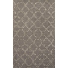 Baroque Gray/Ivory Rug