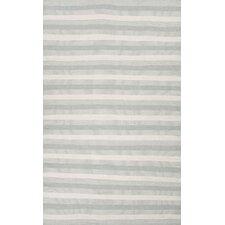 Birch Blue/Ivory Indoor/Outdoor Area Rug