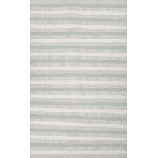 Birch Blue/Ivory Indoor/Outdoor Rug