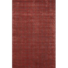 <strong>Jaipur Rugs</strong> Baroque Red/Gray Geometric Rug