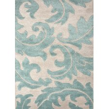 <strong>Jaipur Rugs</strong> Ivory/Blue Abstract Rug