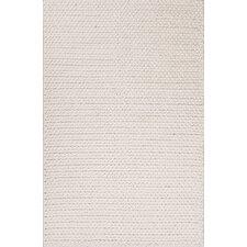 Scandinavia Dula Ivory/White Rug