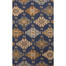 Explorer Blue/Tan Rug