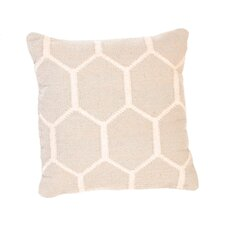 <strong>Jaipur Rugs</strong> Santorini Handmade Cotton Pillow