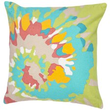 Marina Contemporary Duck Canvas Pillow